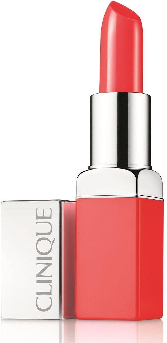 Clinique Pop Lip Colour + Primer - pomadka do ust z bazą 01 Nude Pop 3,9g