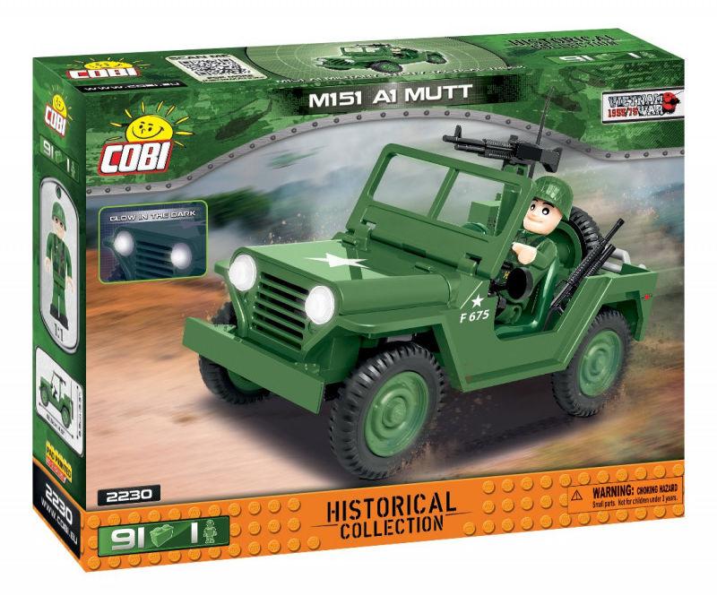 Klocki M151 A1 Mutt