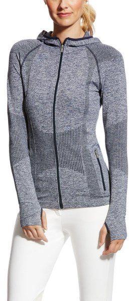 Bluza z kapturem ODYSSEY damska - Ariat