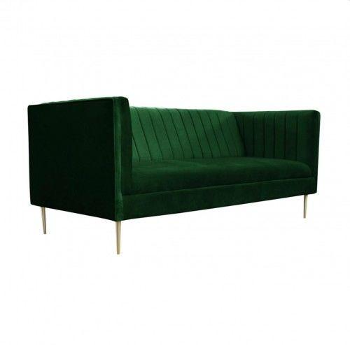 Sofa Parisian Velvet Odcienie zieleni