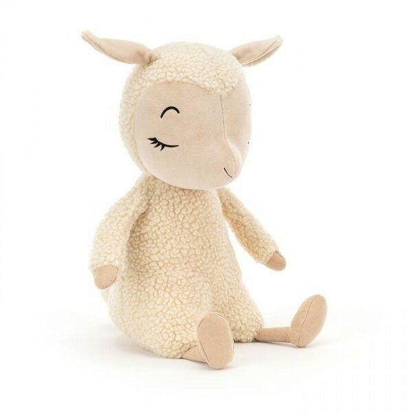 Jellycat JellyCat - Przytulanka Maskotka Sleepee Lamb - Śpiąca Owieczka 36x16 cm