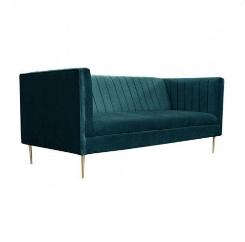 Sofa Parisian Velvet Morski