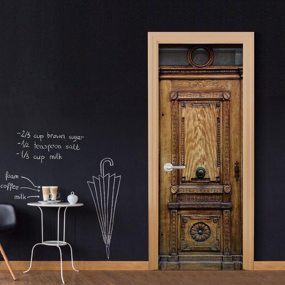 Fototapeta na drzwi - średniowieczne wejście