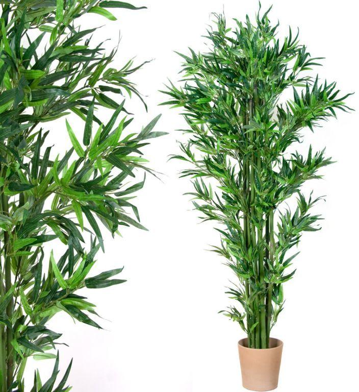 Sztuczna roślina - bambus - 190 cm