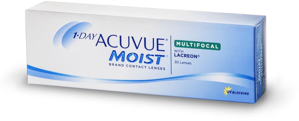 Acuvue Moist Multifocal, 30 szt.