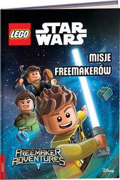 Lego Star Wars. Misje Freemakerów ZAKŁADKA DO KSIĄŻEK GRATIS DO KAŻDEGO ZAMÓWIENIA
