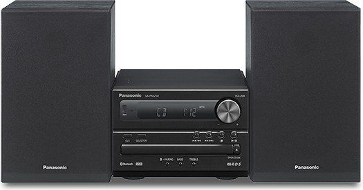 Panasonic Mikrowieża SC-PM250 EG-K czarna