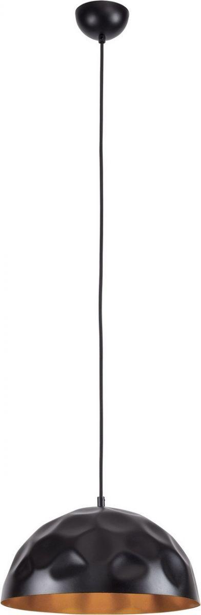Lampa wisząca Hemisphere Hit S 6777 Nowodvorski Lighting czarno-złota oprawa w dekoracyjnym stylu
