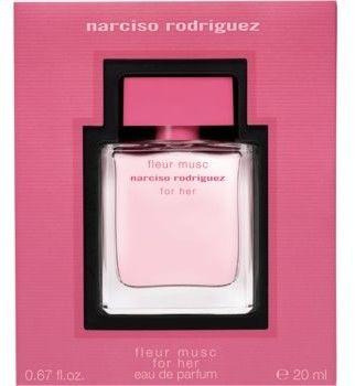 Narciso Rodriguez For Her Fleur Musc woda perfumowana dla kobiet 20 ml