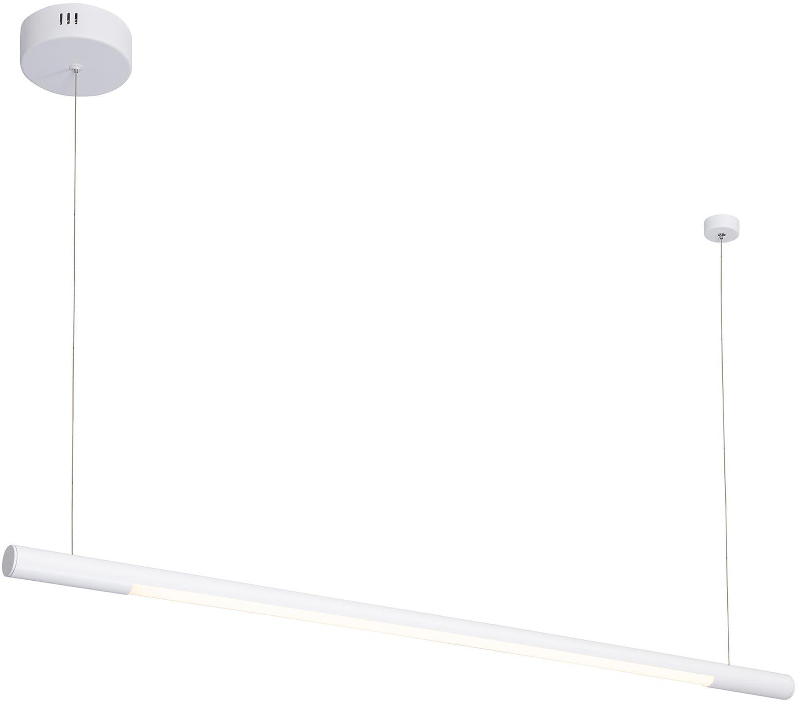 Lampa wisząca Organic Horizon P0357 Maxlight pojedyncza biała oprawa sufitowa