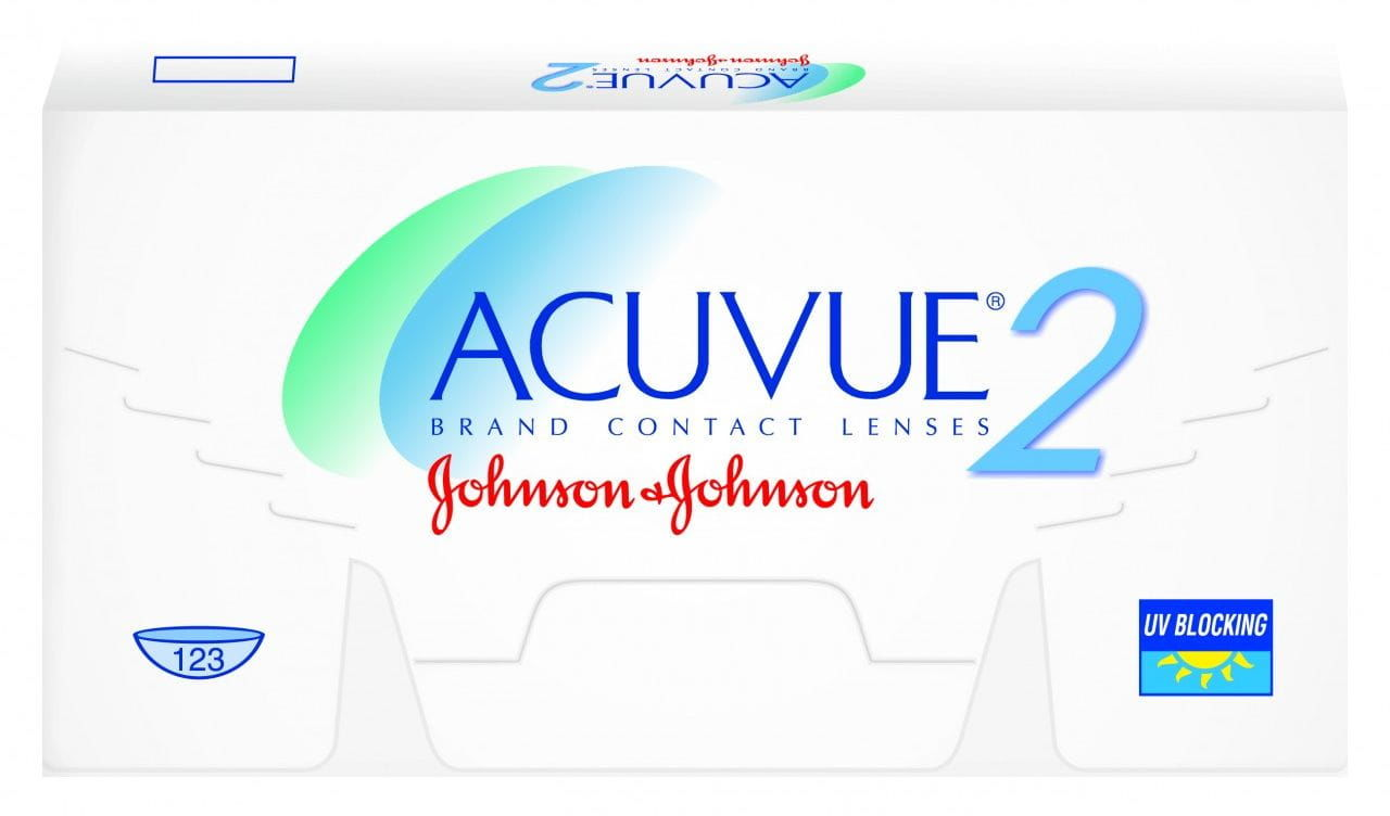 Acuvue 2, 6 szt.