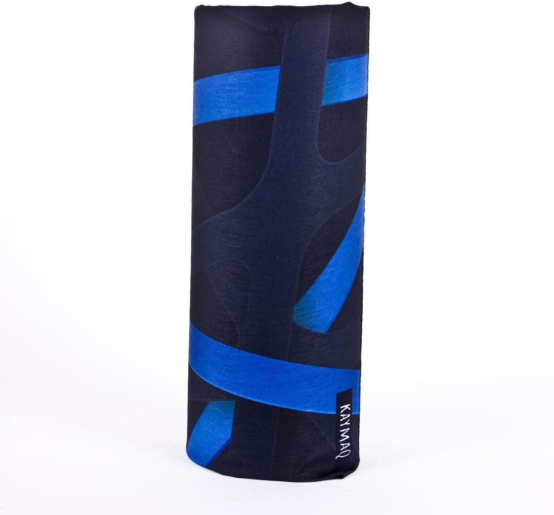 KAYMAQ BLUE LINES chusta wielofunkcyjna,5907443960357