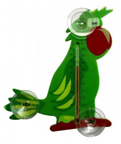 Termometr zewnętrzny Papuga