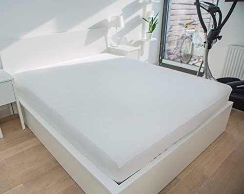 Abeil ochraniacz na materac, biały, 140 x 190 cm