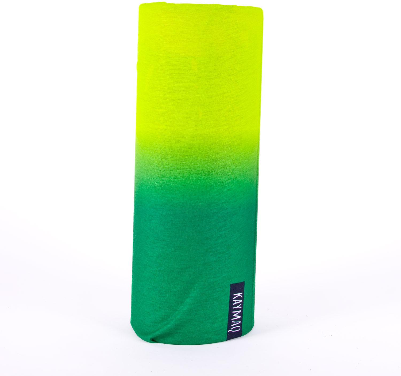KAYMAQ GREEN chusta wielofunkcyjna,5907443960340