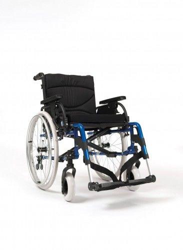 Wózek inwalidzki aluminiowy V300 DL