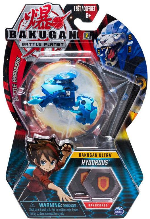 Bakugan Deluxe Ultra Hydorous 20104034 6045146