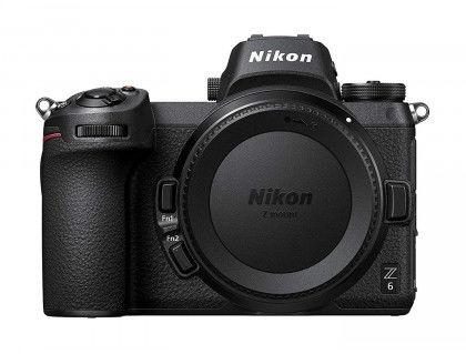 Nikon Z6 Body + FTZ Adapter Czarny