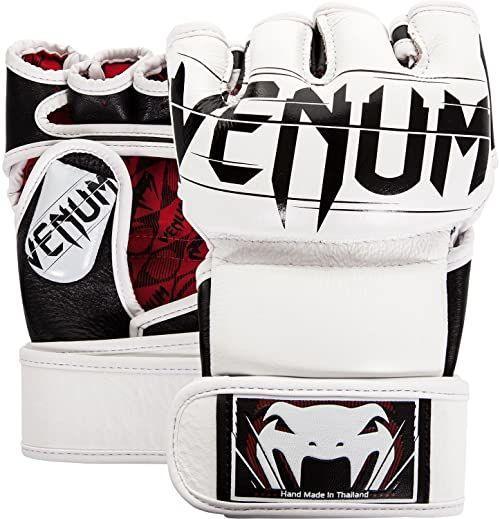 Venum Rękawice MMA dla dorosłych Undisputed 2.0, białe, L/XL