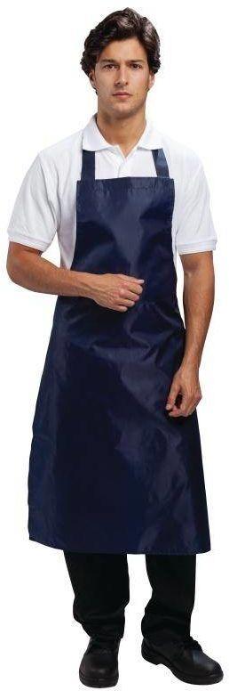 Wodoodporny fartuch niebieski 101,6x71,1cm