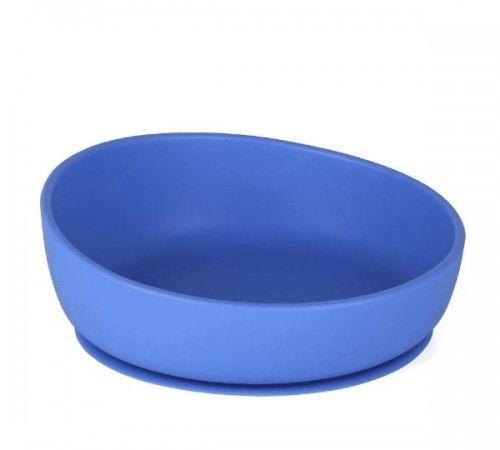 Doidy Cup Doidy Bowl Miseczka-Talerzyk z przyssawką Niebieski