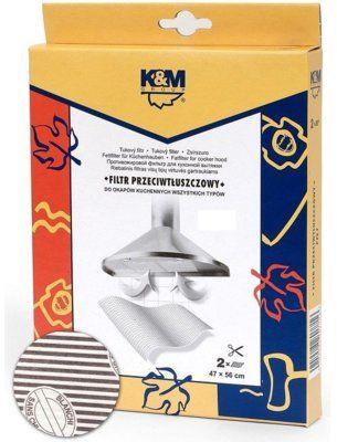 Filtr K&M FTŁ2 (2 szt.)
