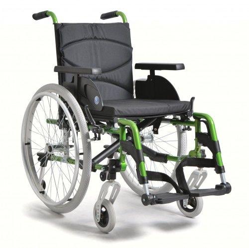 Wózek inwalidzki aluminiowy V300 GO (Bi5)