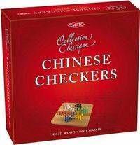 Chińskie warcaby Collection classique kartonowe pudełko - Tactic