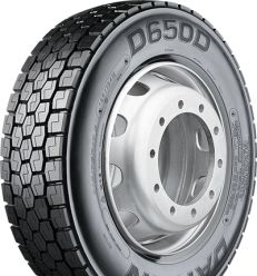 Dayton 265/70R19.5 D650D 140M DOSTAWA GRATIS