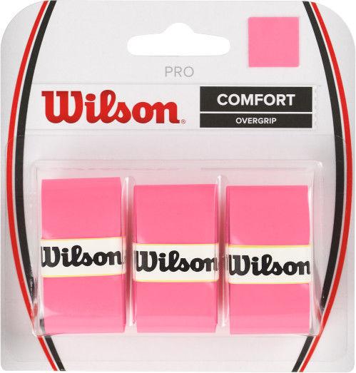 Wilson Pro Comfort (3 szt.) - pink