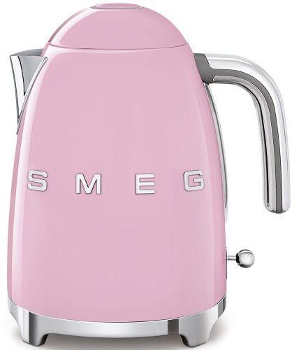 Czajnik SMEG różowy