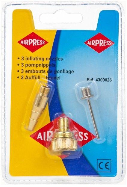 Komplet dysz Airpress
