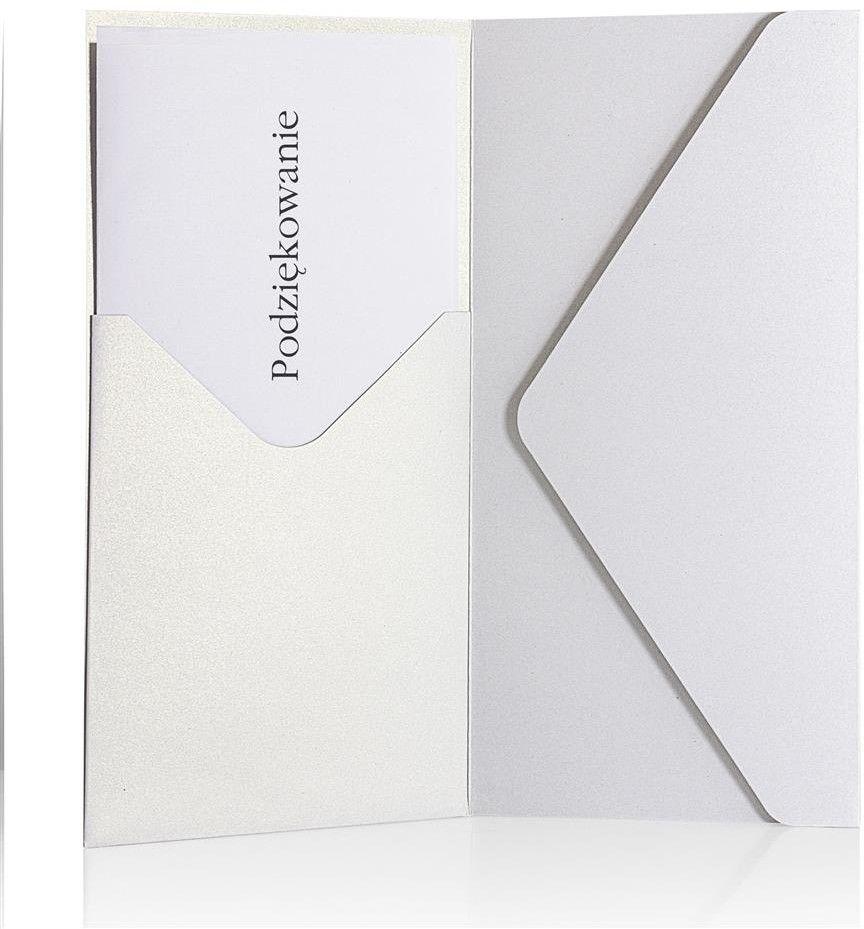 Koperta Pearl biały DL/SP 5 sztuk w opakowaniu Argo 280901 Rabaty Porady Hurt Autoryzowana