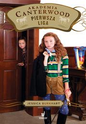 Akademia Canterwood (Tom 14). Pierwsza liga - Ebook.