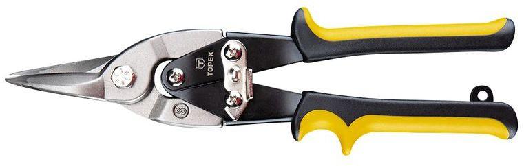 Nożyce do blachy 250mm proste 01A427