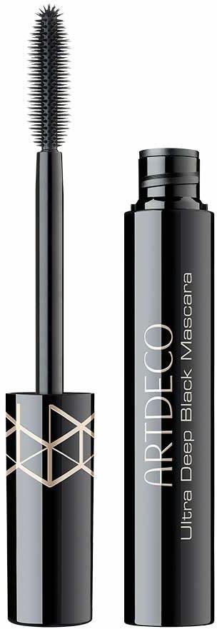 ARTDECO Ultra Deep Black tusz do rzęs, intensywny czarny tusz do rzęs