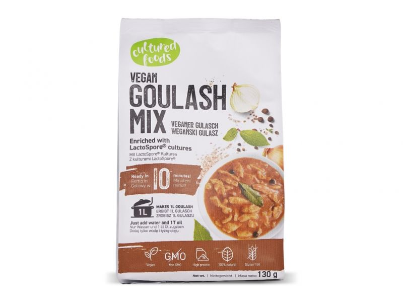 Gulasz wegański 130g Cultured Foods