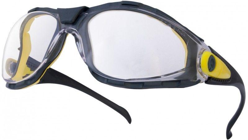 Okulary ochronne PACAYA CLEAR