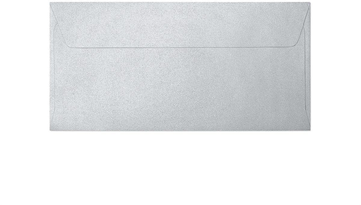 Koperta Pearl srebrny DL 10 sztuk w opakowaniu Argo 280114 Rabaty Porady Hurt Autoryzowana