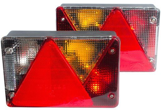 Zestaw: Multipoint IV lampa lewa, Multipoint IV lampa prawa Asp ck