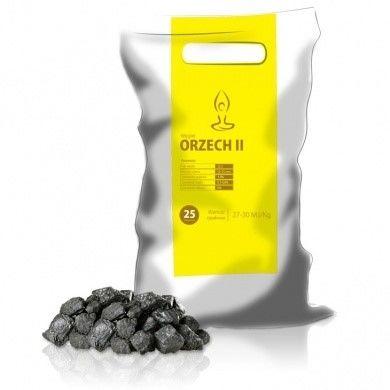 Węgiel Orzech II BRODA-TRANS 28GJ - 1000kg
