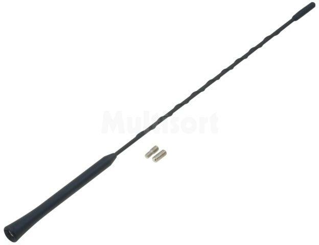 Maszt antenowy 395mm gwint M5/M6 - zewnętrzny