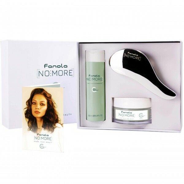 Fanola No More podróżny zestaw szampon 100ml + maska 50ml