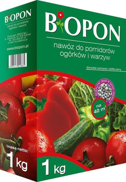 Nawóz do warzyw i rozsad 1kg