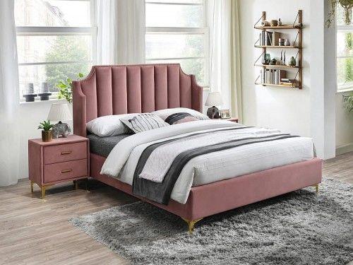 Łóżko Monako Velvet