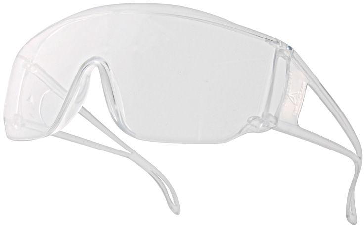 Okulary ochronne PITON2 CLEAR - dla gości