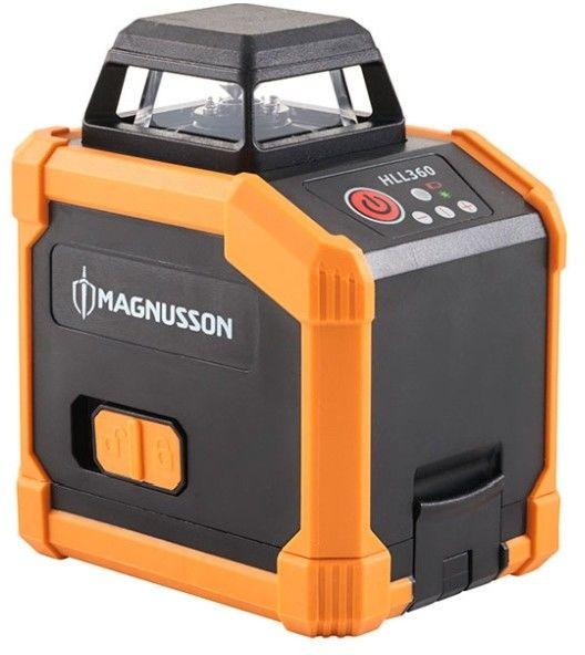 Poziomica laserowa Magnusson 15 m
