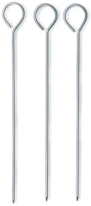 Kela - pincho - szpikulce do szaszłyków, 25 cm, 6 szt.