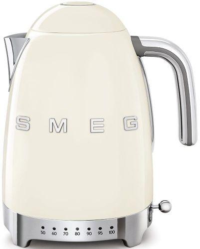 Czajnik SMEG kremowy z regulacją temperatury