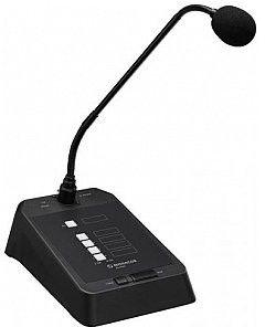 MONACOR PA-M4RC Mikrofon pulpitowy PA, strefowy